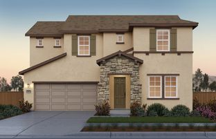Quincy - Sunset at River Islands: Lathrop, California - Pulte Homes