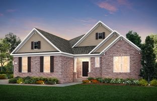 Lyon (Ranch) - Arbor Glen: Canton, Michigan - Pulte Homes
