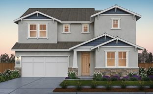 Sunset at River Islands by Pulte Homes in Stockton-Lodi California