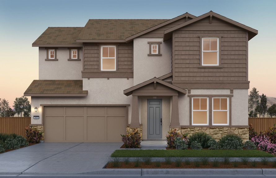 'Sunset at River Islands' by Pulte Homes - California - Northern California in Stockton-Lodi