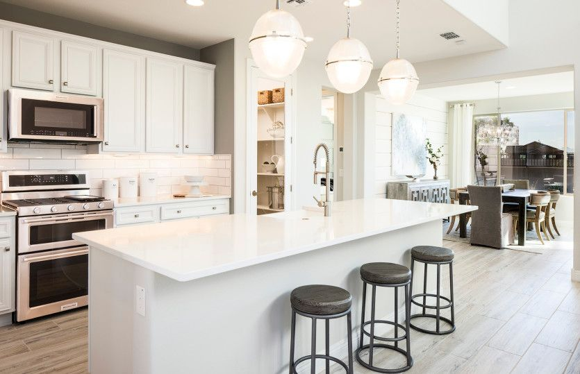 Kitchen featured in the Prato By Pulte Homes in Phoenix-Mesa, AZ