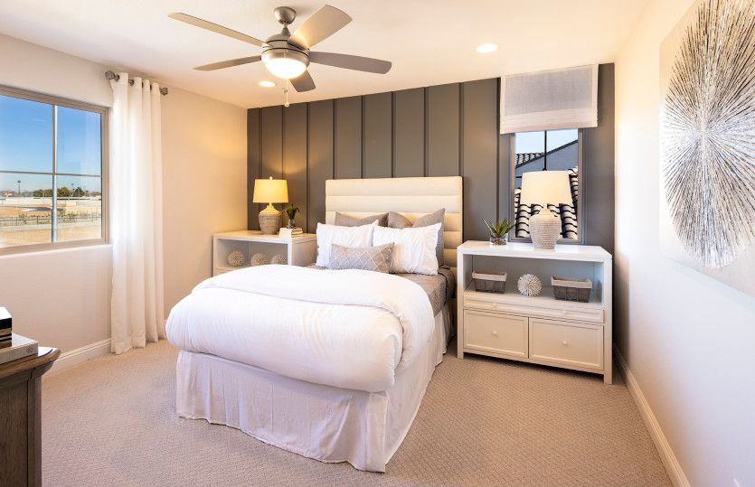 Bedroom featured in the Prato By Pulte Homes in Phoenix-Mesa, AZ