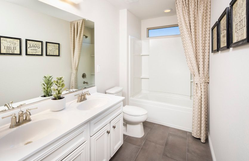 Bathroom featured in the Prato By Pulte Homes in Phoenix-Mesa, AZ
