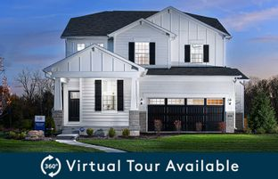 Park Place - Hunters Run: Fishers, Indiana - Pulte Homes