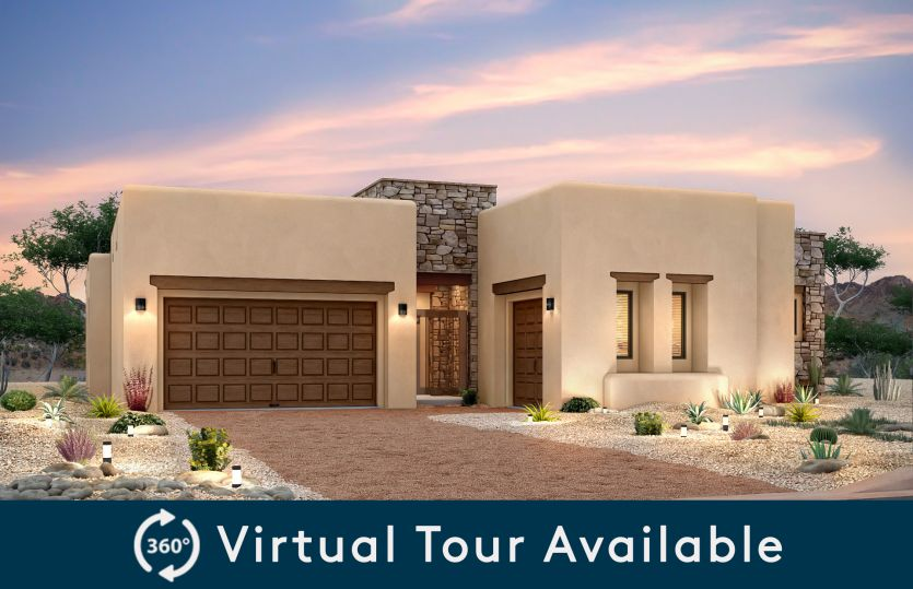 Exterior featured in the Patagonia By Pulte Homes in Santa Fe, NM