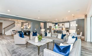 Estates at Lakeview Preserve by Pulte Homes in Orlando Florida