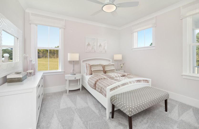 Bedroom featured in the Primrose By Pulte Homes in Charleston, SC