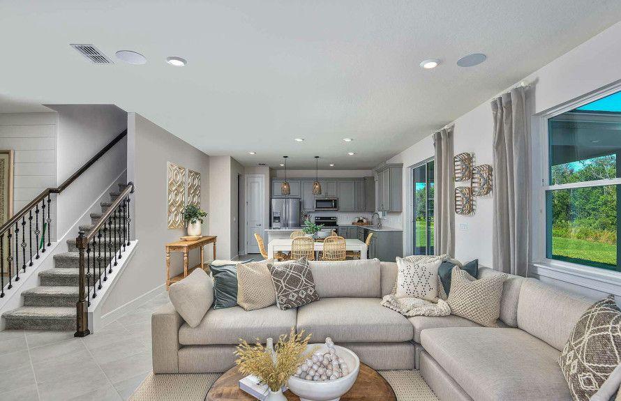 'Bradley Pond' by Pulte Homes - Florida - Jacksonville in Jacksonville-St. Augustine