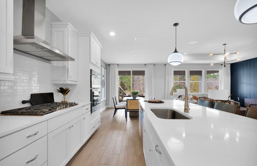 Kitchen featured in the Whitestone By Pulte Homes in Jacksonville-St. Augustine, FL