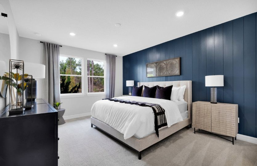 Bedroom featured in the Whitestone By Pulte Homes in Jacksonville-St. Augustine, FL