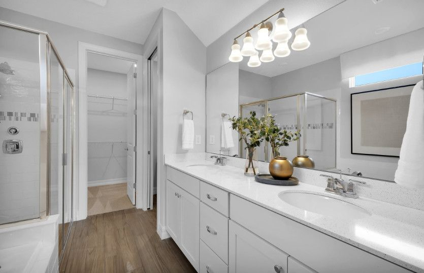 Bathroom featured in the Whitestone By Pulte Homes in Jacksonville-St. Augustine, FL
