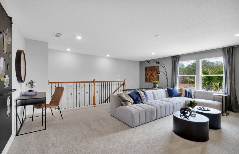 Living Area featured in the Whitestone By Pulte Homes in Jacksonville-St. Augustine, FL