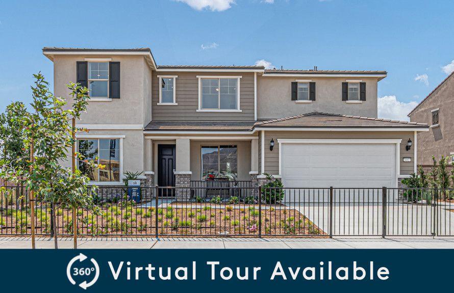 'Eagle Vista' by Pulte Homes - California - Riverside in Riverside-San Bernardino