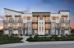 Plan 3B - Lookout at Bay37: Alameda, California - Pulte Homes