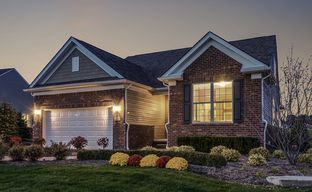 Bluffs at Spring Hill by Pulte Homes in Ann Arbor Michigan