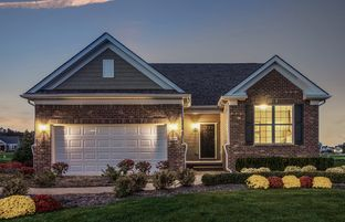 Abbeyville with Basement - Cottages at Gregory Meadows: Lake Orion, Michigan - Pulte Homes