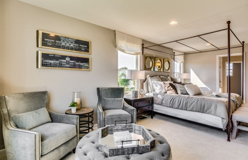 Bedroom featured in the Mercer By Pulte Homes in Washington, VA