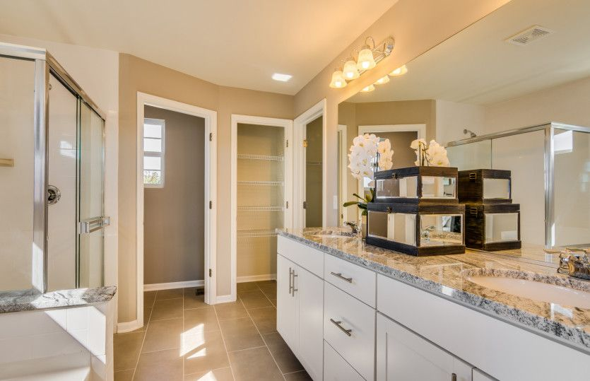 Bathroom featured in the Mercer By Pulte Homes in Washington, VA