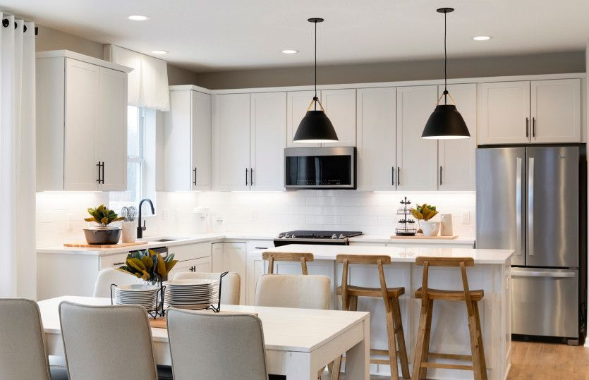 Kitchen featured in the Newberry By Pulte Homes in Washington, VA