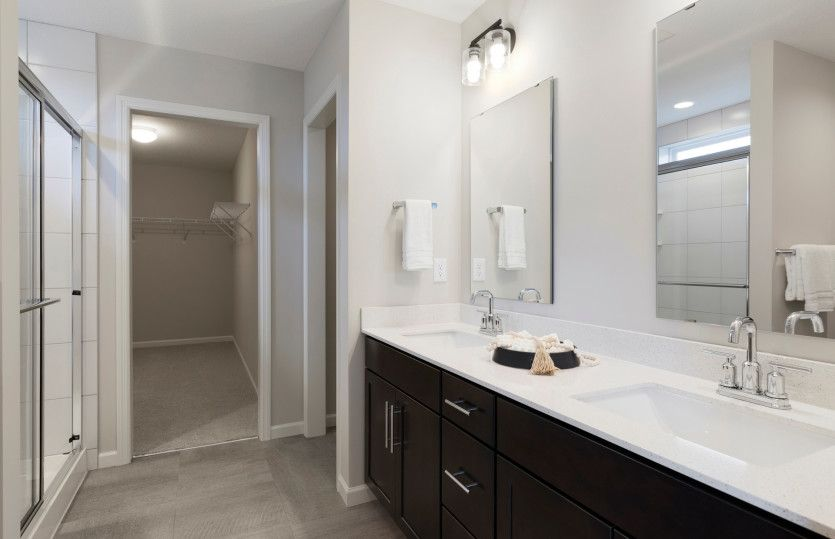 Bathroom featured in the Newberry By Pulte Homes in Washington, VA