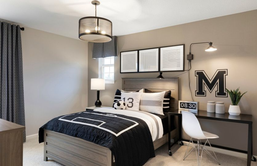Bedroom featured in the Newberry By Pulte Homes in Washington, VA