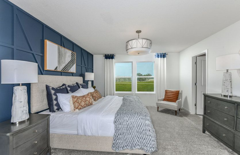 Bedroom featured in the Morris By Pulte Homes in Orlando, FL
