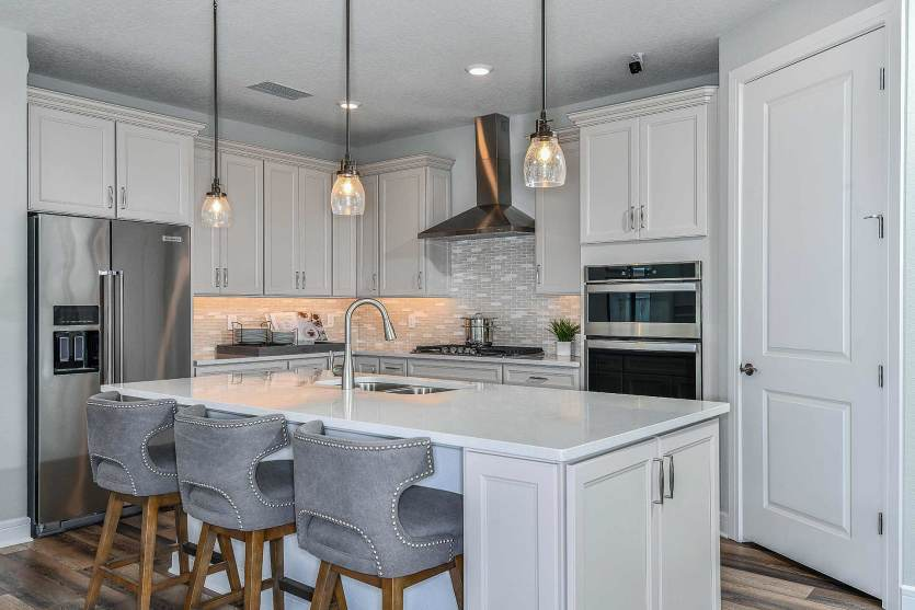 Kitchen featured in the Mystique By Pulte Homes in Orlando, FL