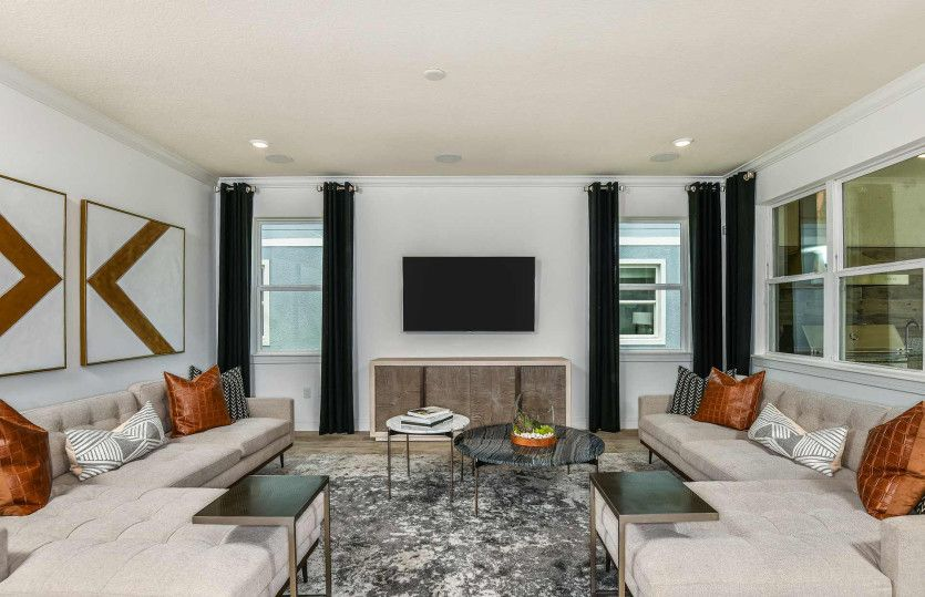 Living Area featured in the Mystique Grand By Pulte Homes in Orlando, FL