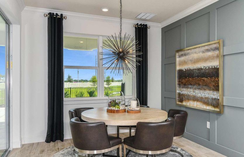 Kitchen featured in the Mystique Grand By Pulte Homes in Orlando, FL