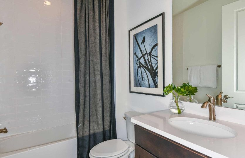 Bathroom featured in the Mystique Grand By Pulte Homes in Orlando, FL