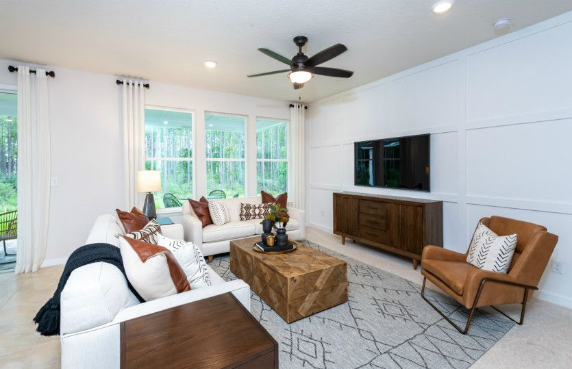 Living Area featured in the Prosperity By Pulte Homes in Orlando, FL