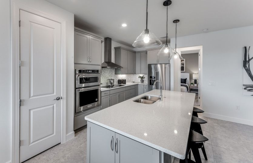 Kitchen featured in the Trailside By Pulte Homes in Sarasota-Bradenton, FL