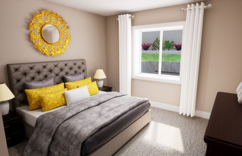 Bedroom featured in the Radcliff By Pulte Homes in Minneapolis-St. Paul, MN