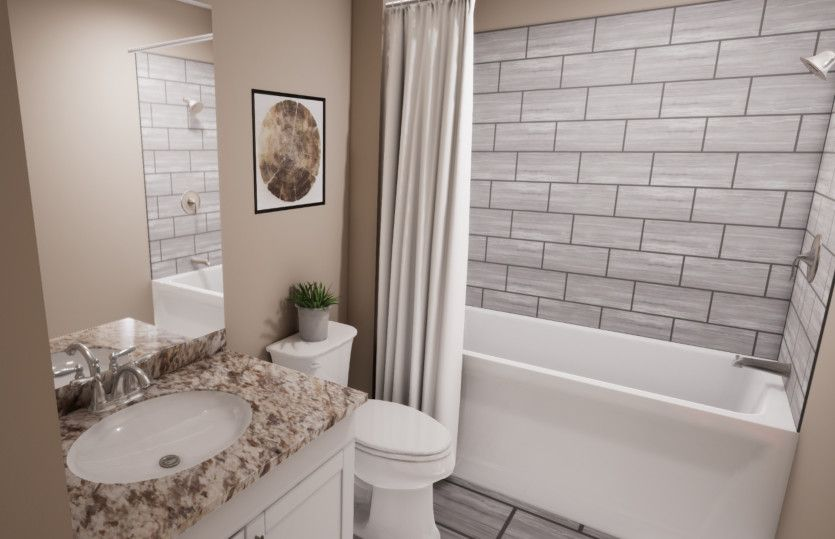 Bathroom featured in the Radcliff By Pulte Homes in Minneapolis-St. Paul, MN