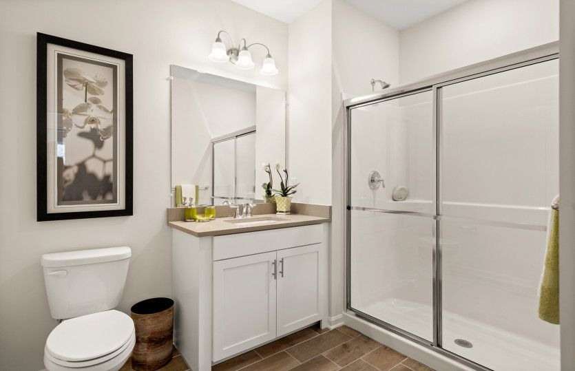 Bathroom featured in the Jensen By Pulte Homes in Boston, MA