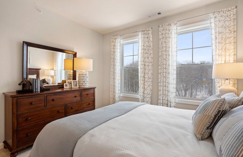 Bedroom featured in the Hinsdale By Pulte Homes in Boston, MA