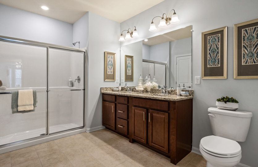 Bathroom featured in the Hinsdale By Pulte Homes in Boston, MA