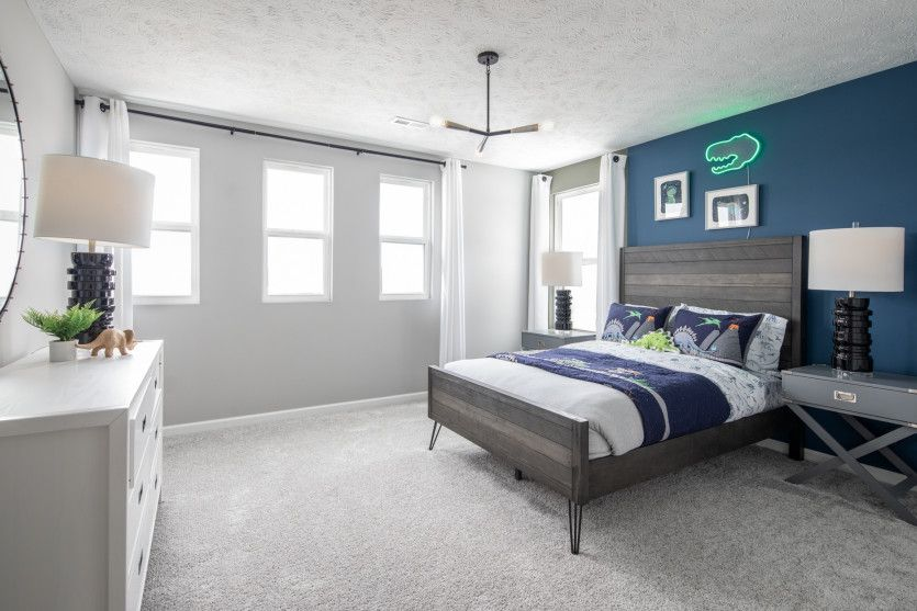 Bedroom featured in the Hampton By Pulte Homes in Akron, OH