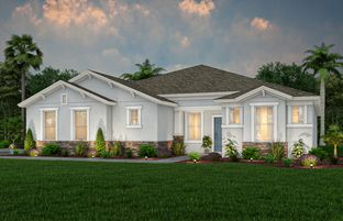 Pinnacle - Split Oak Reserve: Saint Cloud, Florida - Pulte Homes