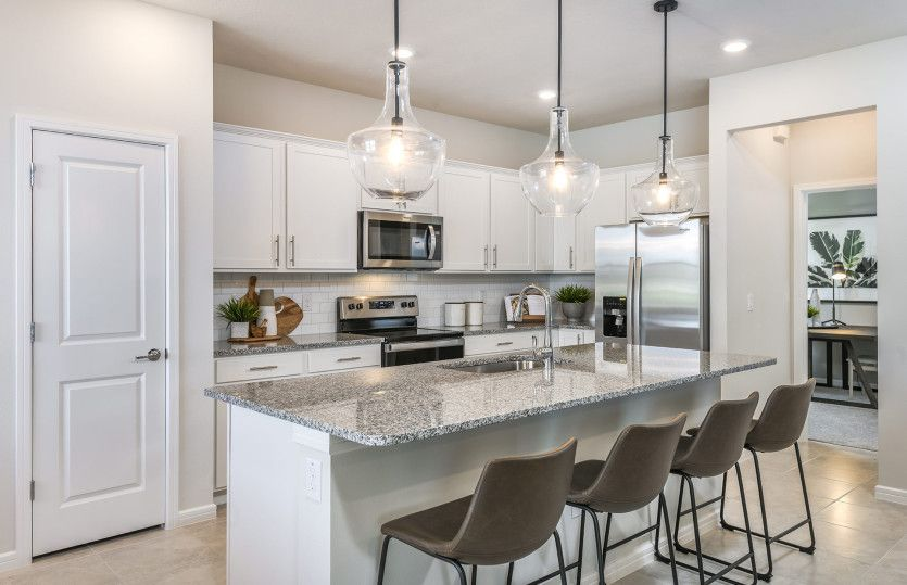 Kitchen featured in the Trailside By Pulte Homes in Tampa-St. Petersburg, FL