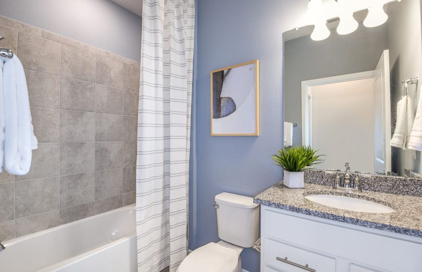 Bathroom featured in the Trailside By Pulte Homes in Tampa-St. Petersburg, FL