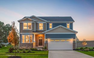 Chagrin Mill by Pulte Homes in Cleveland Ohio