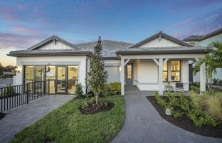 Easley - Sapphire Point at Lakewood Ranch: Lakewood Ranch, Florida - Pulte Homes