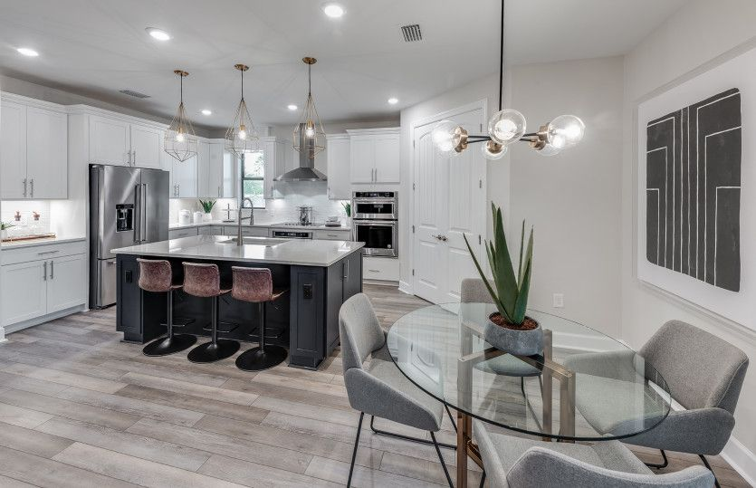 Kitchen featured in the Easley By Pulte Homes in Naples, FL