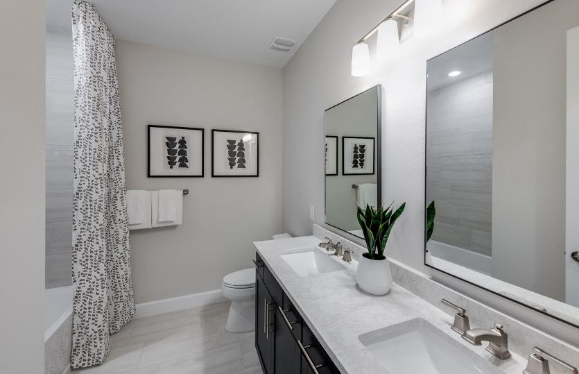 Bathroom featured in the Easley By Pulte Homes in Fort Myers, FL