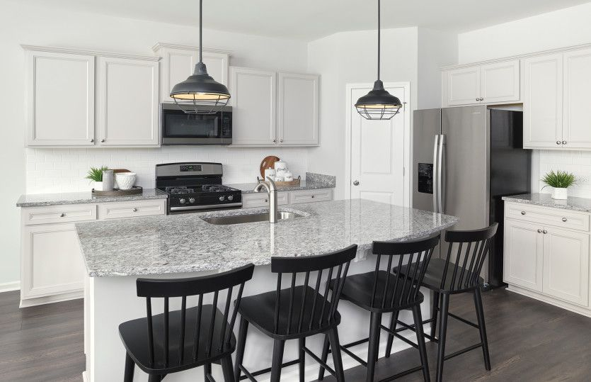 Kitchen featured in the Hampton By Pulte Homes in Hilton Head, SC