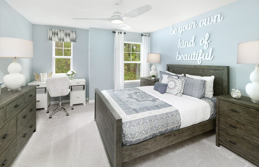 Bedroom featured in the Hampton By Pulte Homes in Hilton Head, SC