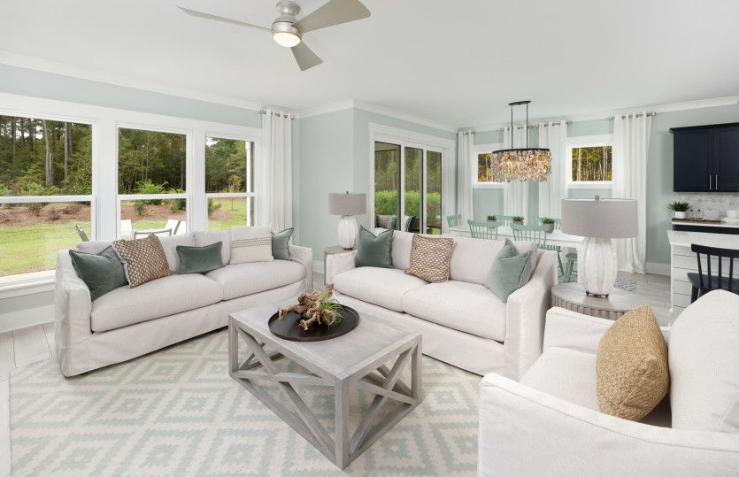 Living Area featured in the Continental By Pulte Homes in Washington, VA