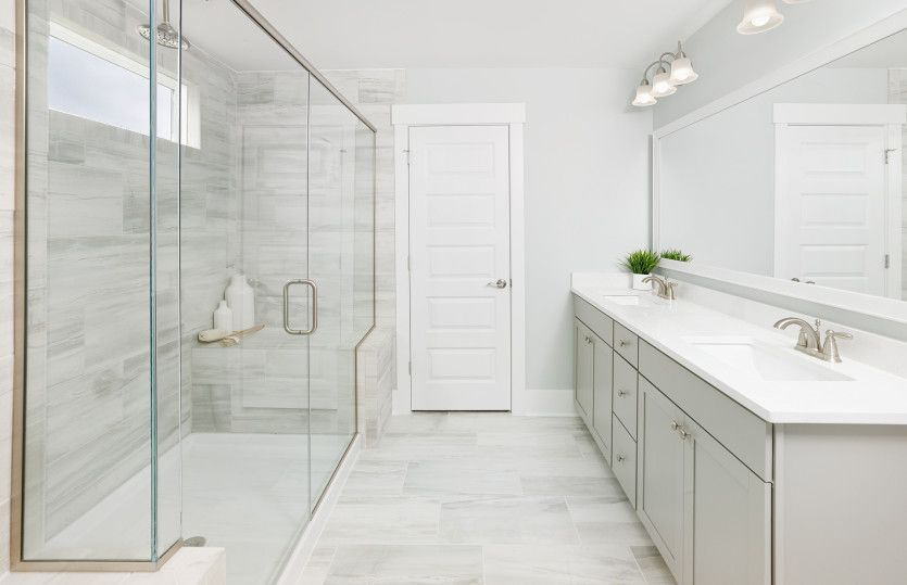 Bathroom featured in the Continental By Pulte Homes in Washington, VA
