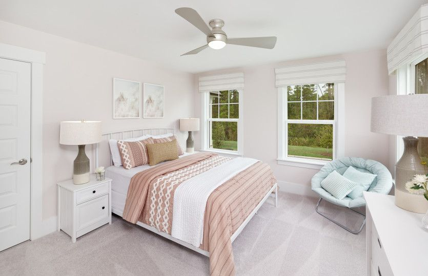 Bedroom featured in the Continental By Pulte Homes in Washington, VA